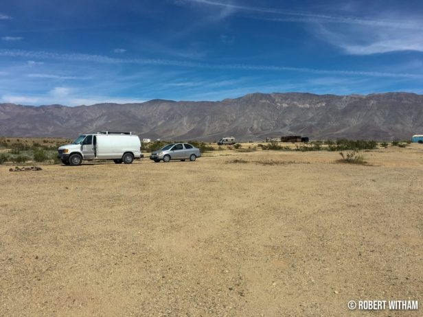Photo: Camping at Rockhouse Campground
