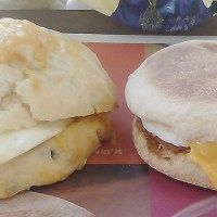 Highbrow Lowbrow: Semisweet's McFong vs. McMuffin