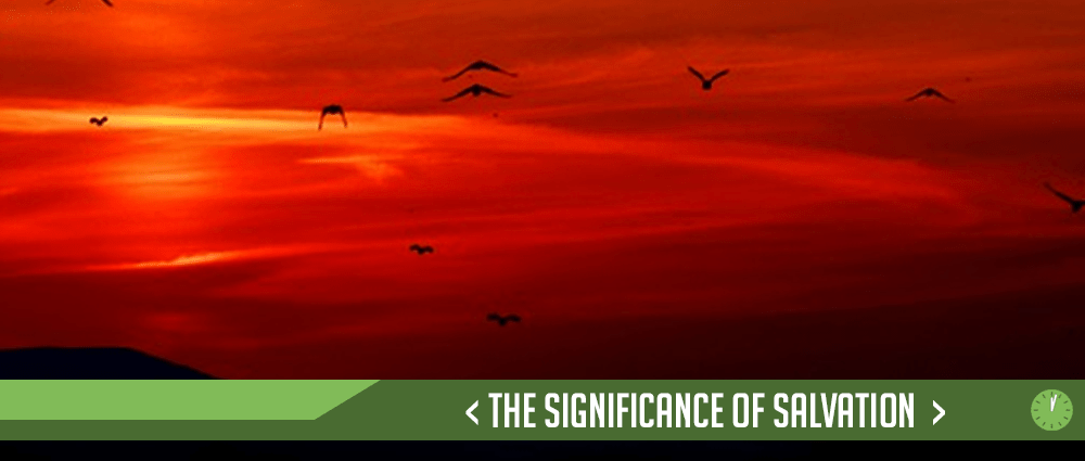 The Significance of Sanctification