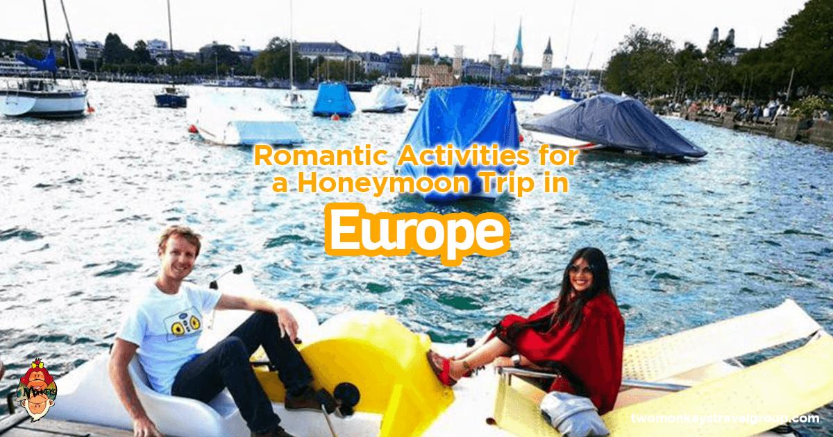 Europe Honeymoon Trip