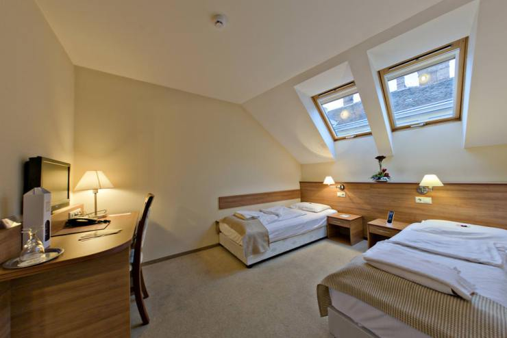 Ultimate List of Best Backpacker Hostels Civitas Boutique Hotel_Sopron_Hungary