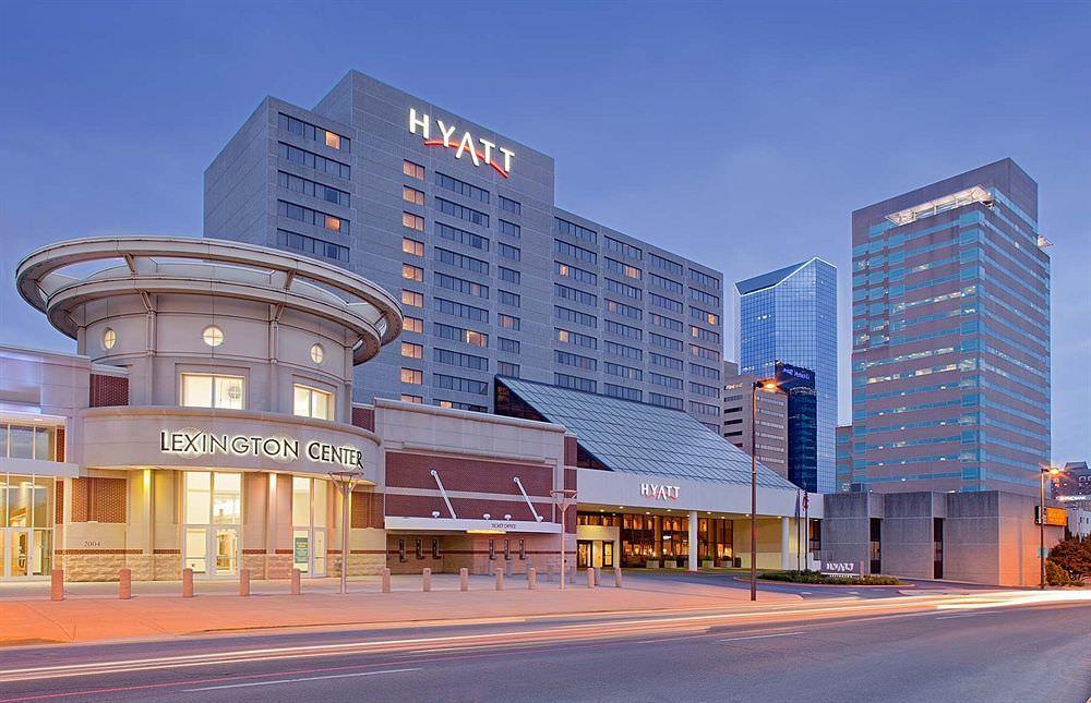 Ultimate List Of Backpacker Hotels Lexington Hyatt Regency Lexington