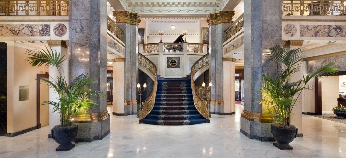 Ultimate List Of Backpacker Hotels Louisville Seelbach Hotel