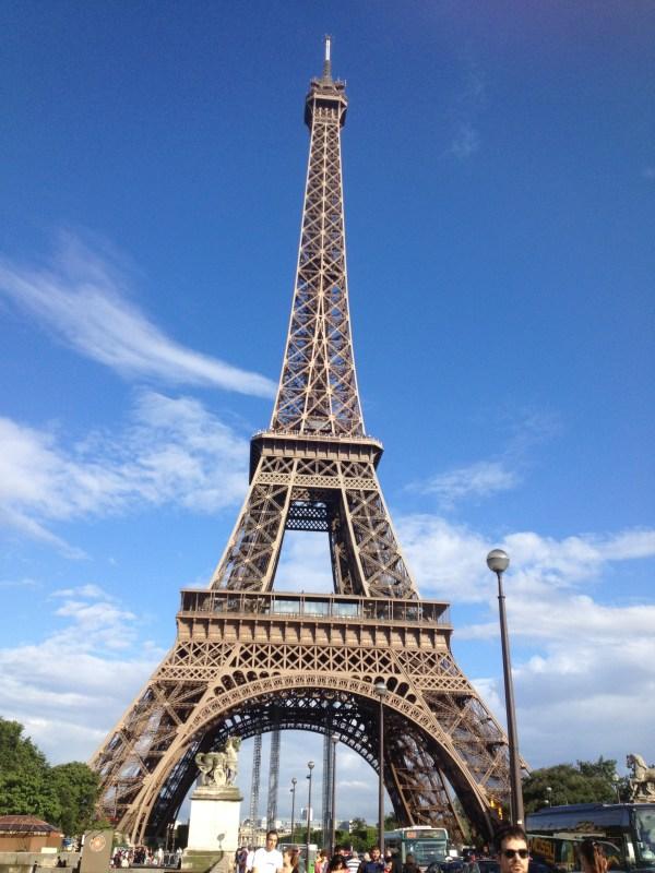 Eiffel Tower Twomonthsineurope