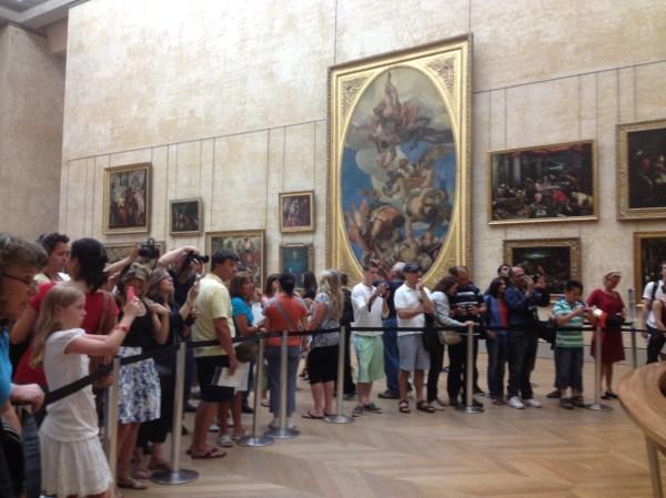 Paris Paintings Louvre Twomonthsineurope
