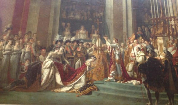 Famous Paintings at Louvre