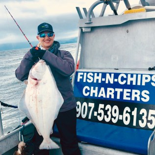 fish n chips charters kodiak