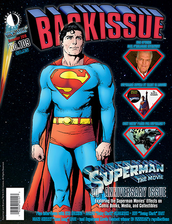Back Issue! 109 - Superman Issue