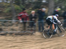 Cyclo-cross à Coxyde