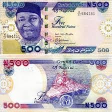Naira currency