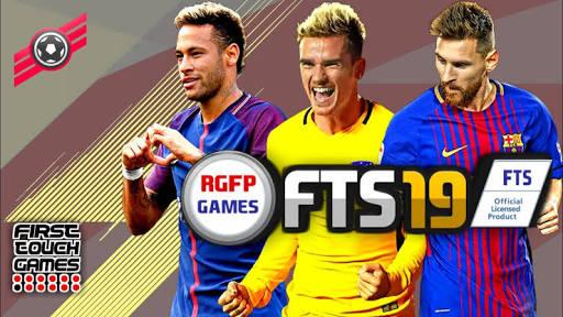 Download FTS 19 Mod Apk + Offline Data (First Touch Soccer