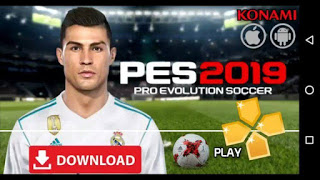 Pes 2019 ppsspp iso file