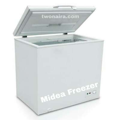 Midea freezer review