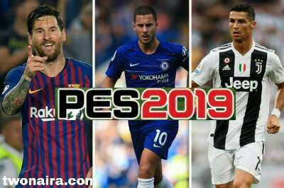 Download PES 19 Apk Mod + OBB Data (Pro Evolution Soccer 2019