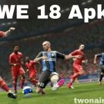 Winning Eleven 2012 Mod WE 18