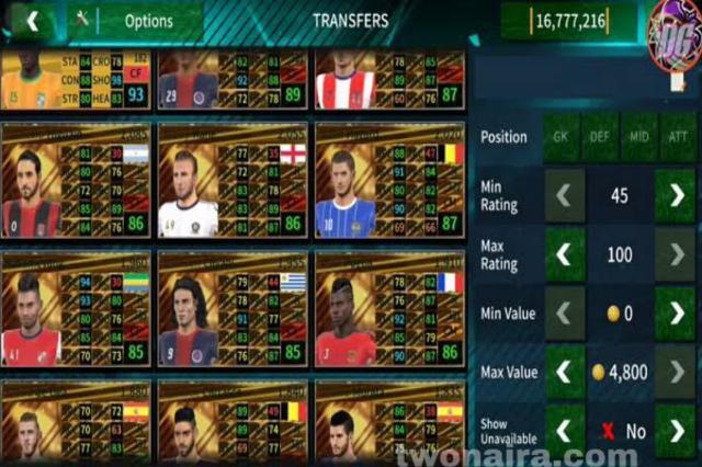 Dls 20 new transfer market