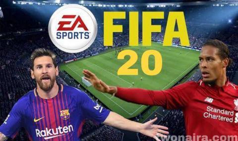 Fifa 20 apk mod