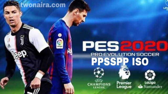 Pes 2020 PPSSPP iso file