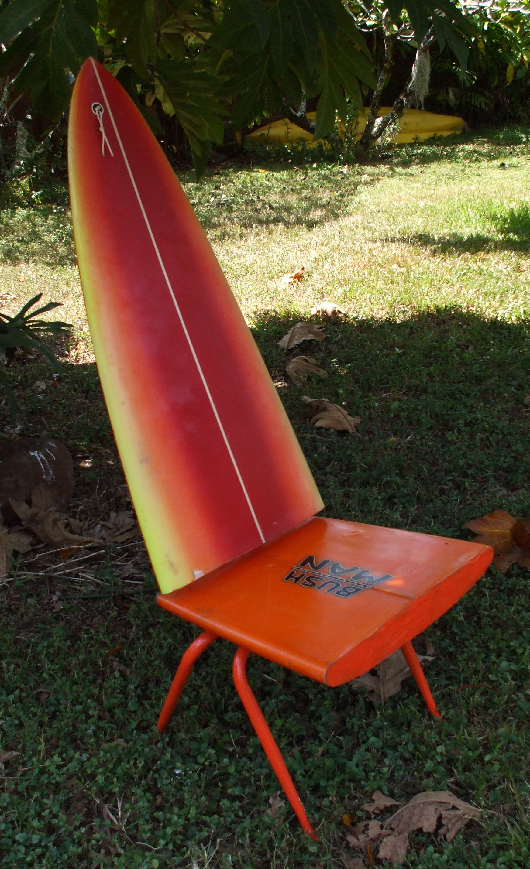 Hawaiian Chair Alwaysalicias Surf Art Two North Shore Beaches