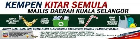 Kempen Kitar Semula Majlis Daerah Kuala Selangor 2019 | Portal Rasmi Majlis  Daerah Kuala Selangor (MDKS)