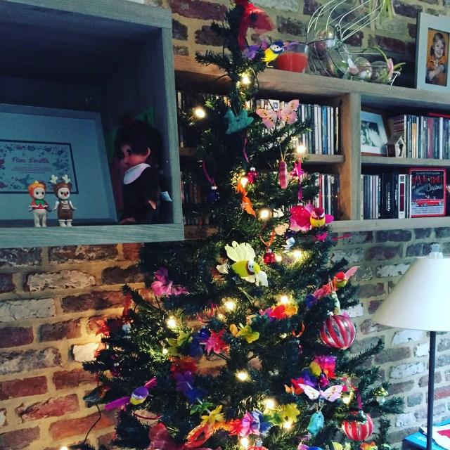 tropical-tree Wekelijkse inspiratie - Home made kerstversiering