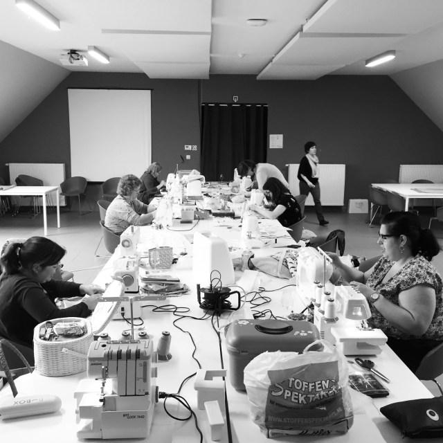 zaal-naaitclubweekend Naait Club-weekend 2017: Deel 1 - mijn projectjes