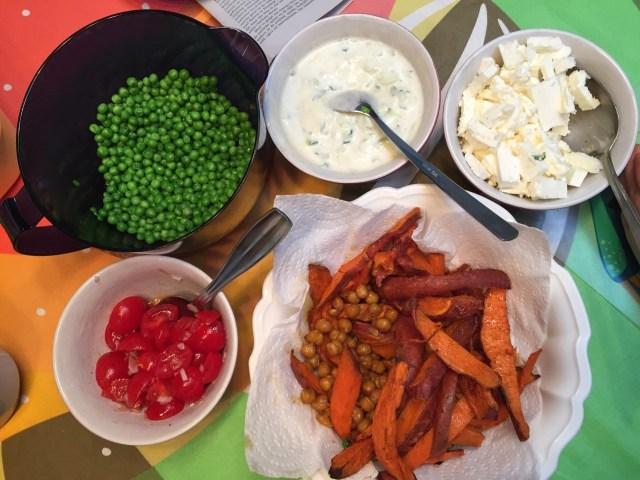 zoete-aardappelfrietjes Snel, gezond & lekker - Zomereditie