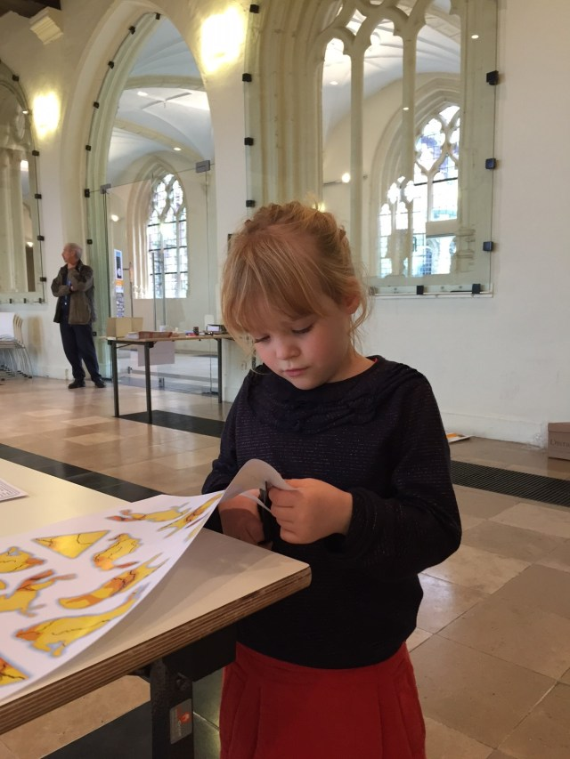 een-eiland-knippen Land in zicht op Drawing Days: het tekenfestival in Gent
