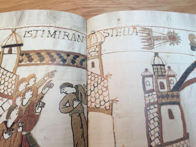00DD184A-085F-4683-B42E-DE06F33BD63F Het tapijt van Bayeux: een oud stripverhaal