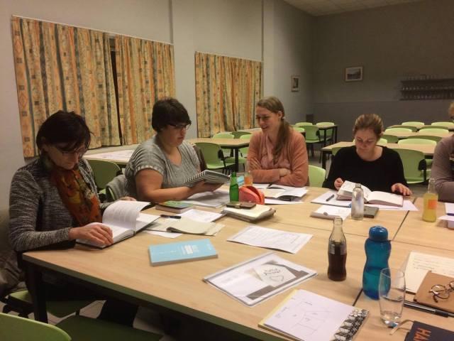Bujo-Femma-deelnemers Femma Workshop: Bullet journal