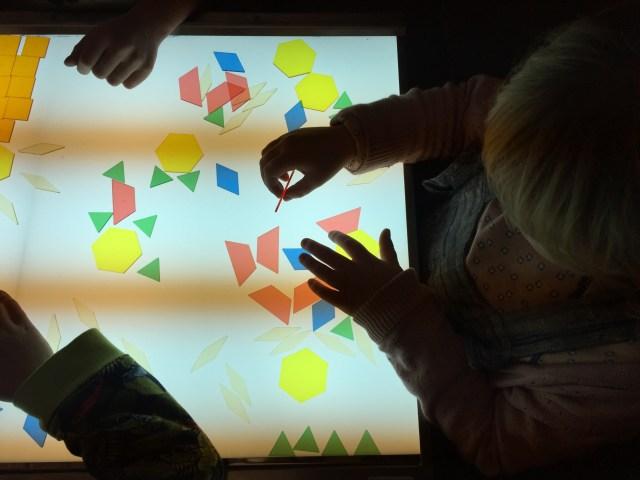 Lichtbak Kunstendag voor Kinderen: Museum voor Schone Kunsten in Gent