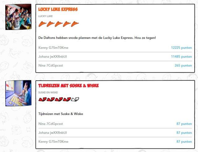 scores-comics-station Comics Station en een dagje fun in Antwerpen