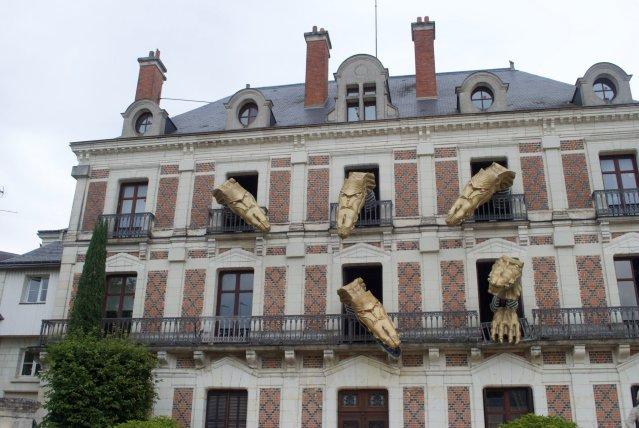 Blois-maison-de-la-magie De kastelen van de Loire: op reis met een kind