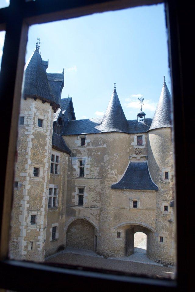 Fougères-sur-Bièvre De kastelen van de Loire: op reis met een kind