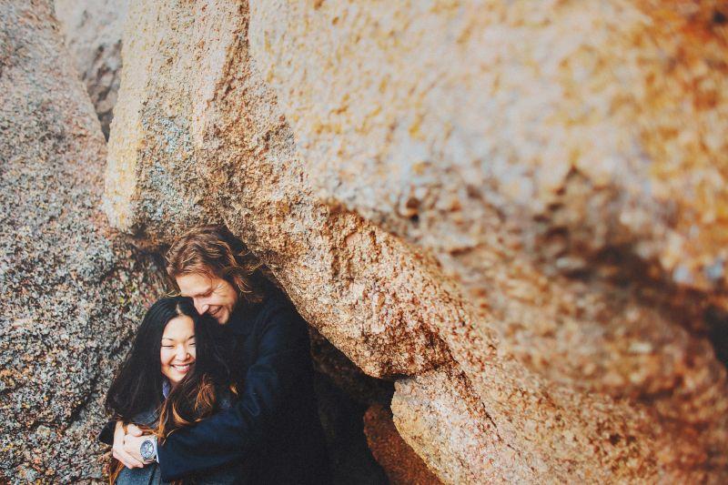Enchanted Rock Park Wedding Photographers