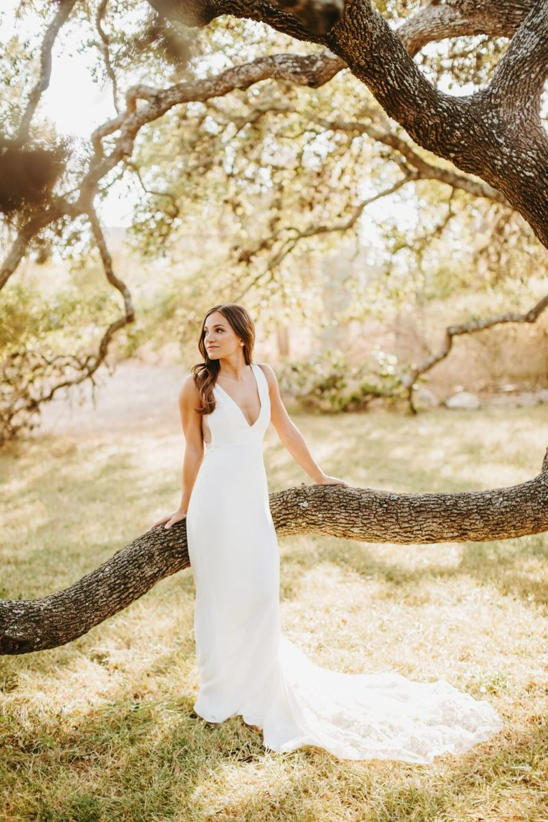 Austin Bridal Photographer Winfield Inn Modern Bridals