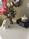 Dessert table set up