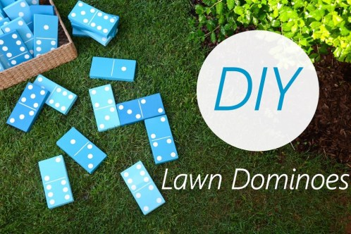 Lawn Dominos