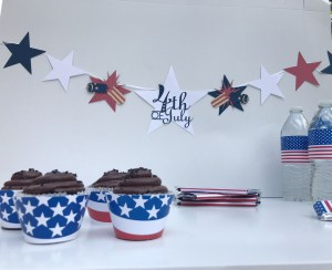 Stars and Stripes Custom Party Pack