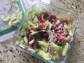 Greek Salad Cucumbers