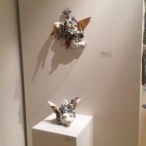 Porcelain Clusters by Taylor Robenalt