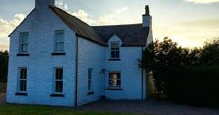 Dog Friendly Holidays Scotland- Longhill Farmhouse.