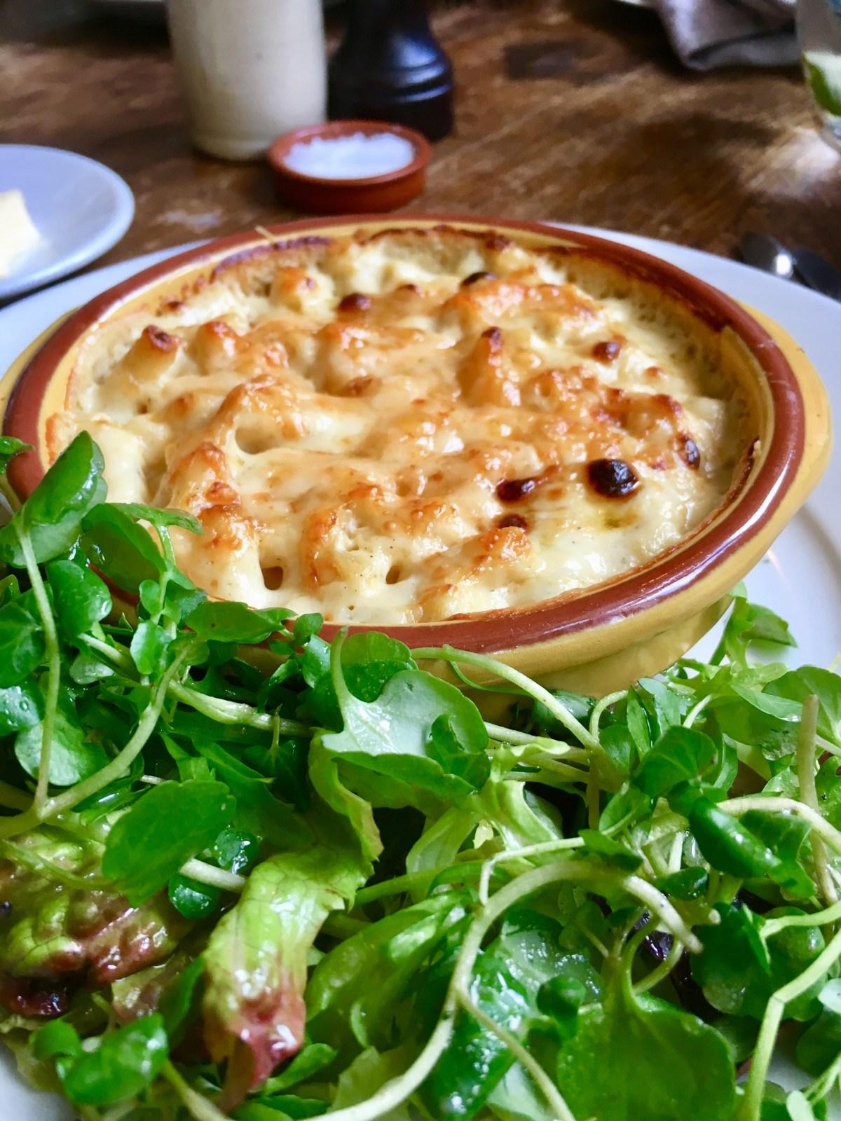 Mac n cheese, The Red Lion, Soham, pubs, Cambridgeshire