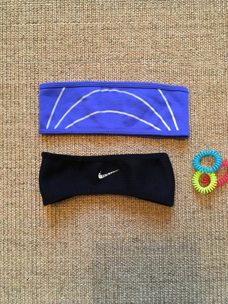 running kit- headbands