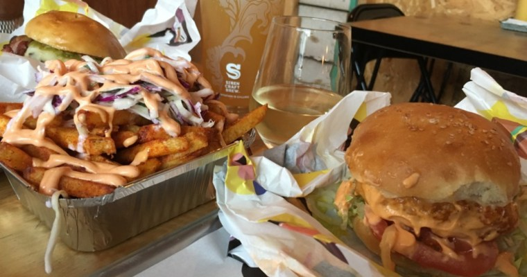 Brilliant Burgers in Birmingham- Original Patty Men Review