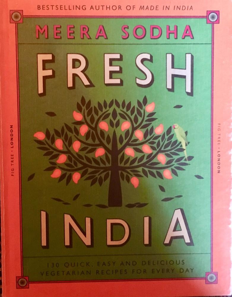 vegetarian and vegan Indian food
