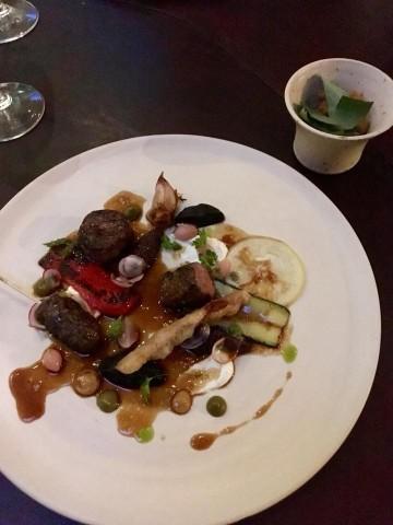 Michelin star restaurants Nottingham: Restaurant Sat Bains