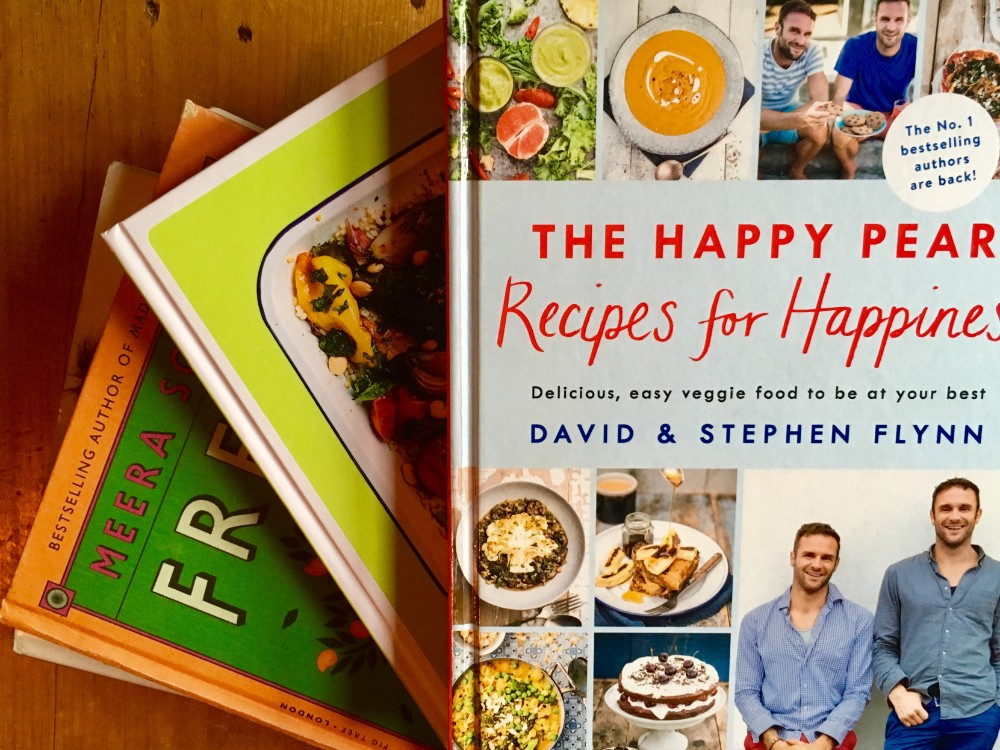 10 Vegetarian and Vegan Cookbooks- Meat free recipes