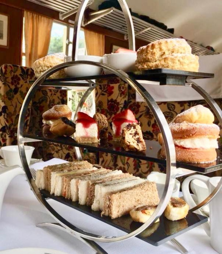 Mothers Day Gift Experiences, Cambridgeshire: Afternoon Tea