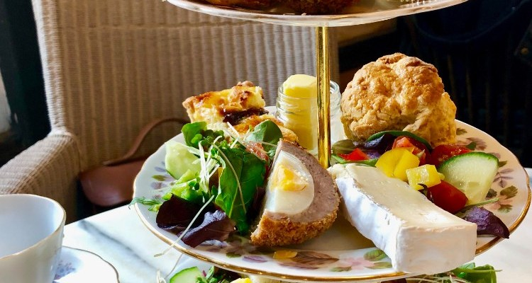Afternoon Tea near Cambridge- Willingham Auctions Cafe Review